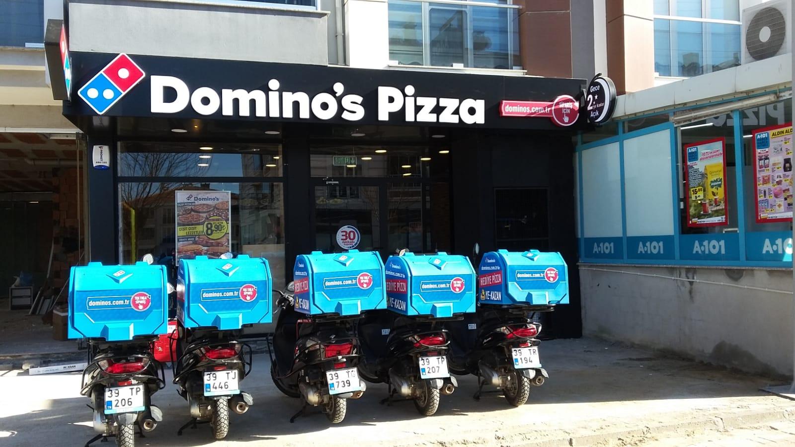 Edirne Franchise Noktaları Dominos Pizza Türkiye Franchise Fırsatları